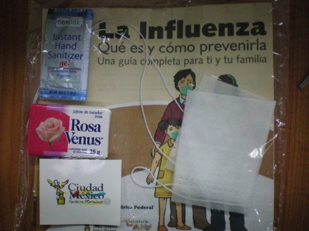 Kit antiinfluenza